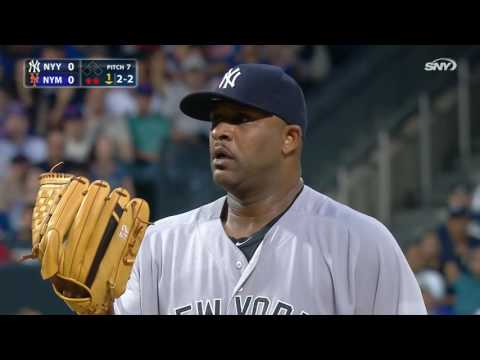 August 01, 2016-New York Yankees vs. New York Mets