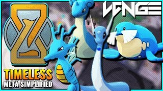 TIMELESS CUP META SIMPLIFIED: DRAGONS & WATER/ICE TYPES | Pokemon GO