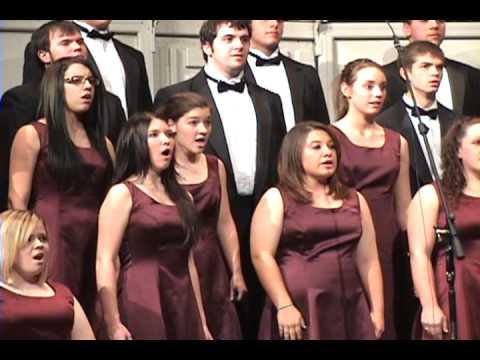 Veniki, GCHS Madrigal Choir Fall 2008, Mary Evers ...