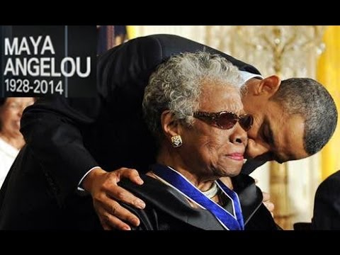 Maya Angelou Died Renowned Poet | Author Civil Rights Icon RIP