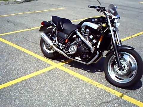 2004 Vmax Walk Around - Just Finished Cleaning Her