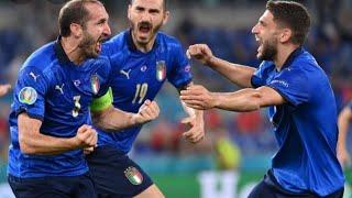 اجمل لقطات المدافع الايطالي كيليني في اليورو 🔥