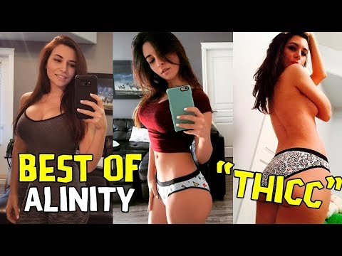 Alinity Twitch Moment Compilation Best Of 2019 (+18)