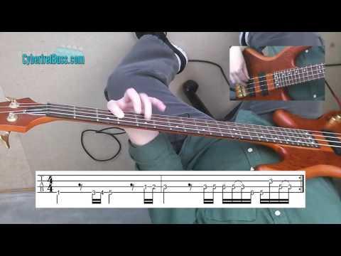 Barney Miller Theme Bass Riff