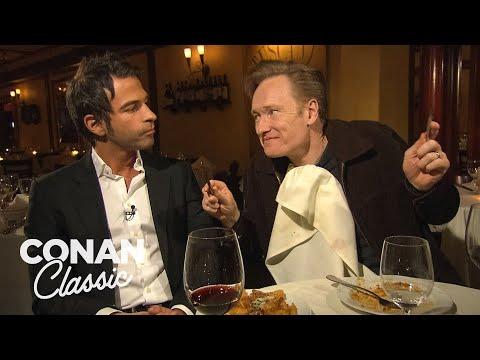 Conan's Dinner With Jordan Part 2 - Conan25: The Remotes