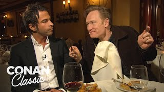 "Conan's Dinner With Jordan Part 2 - ""Late Night With Conan O'Brien"""