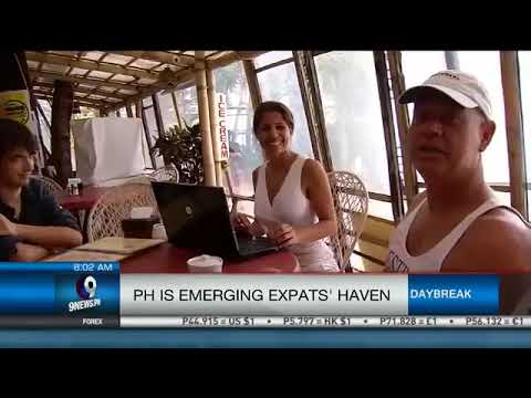Philippines Emerging Expats Retirement' Haven