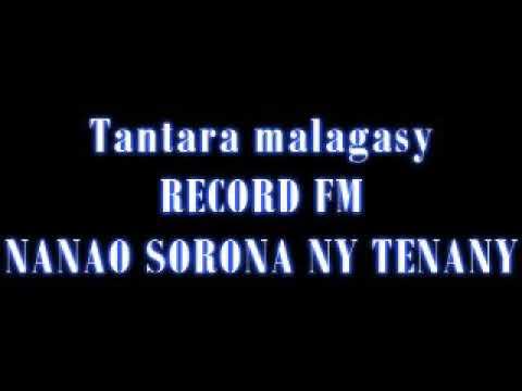 Tantara malagasy RECORD FM - Nanao sorona ny tenany