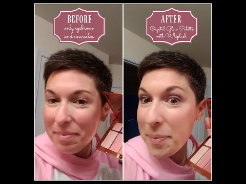 EVER SKINCARE - Crystal Glow Make-Up Tutorial thumbnail