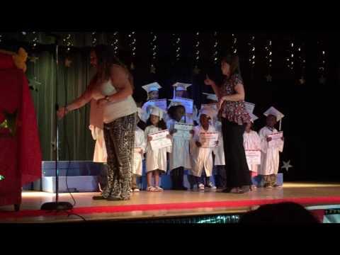 Caribbean K-8 Center - Prekindergarten Graduation - May 31 2017 - Ms  Swanson's Class