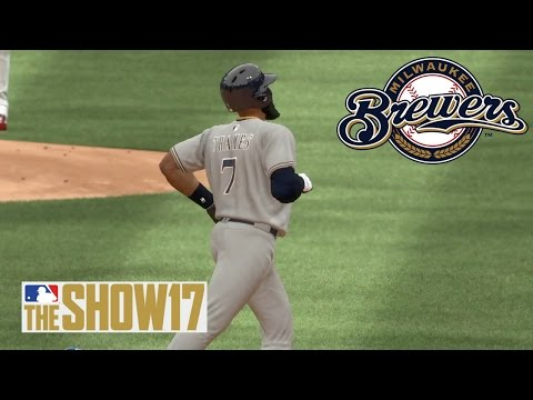 MLB The Show 17 Franchise - Milwaukee Brewers - The Swing Heard Round the World!