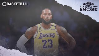 Shannon Sharpe: 'Lebron Is The Greatest Of All-Time' | ALL THE SMOKE