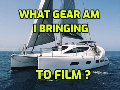 South Atlantic Sailing Crossing.  What Gear Am A Bringing To Film It.