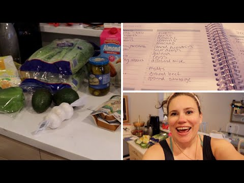 plum-paper-planner-meal-plan-and-aldi-haul