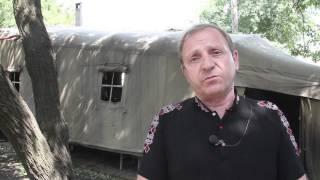 Солдатська кухня в зоні АТО.(, 2015-06-16T13:09:21.000Z)