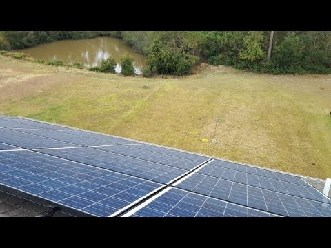 My Home Solar Panel Install Part 1 & Part 2