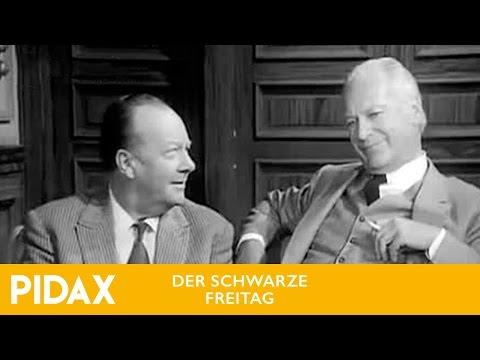 Pidax - Der schwarze Freitag (1966, August Everding)