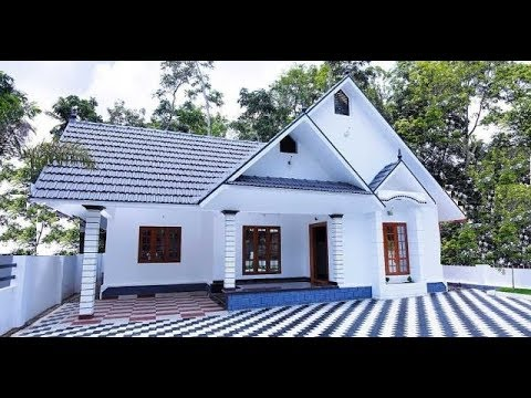 Cute Small House800 Sft for 10 Lakh | Elevation | Interior | Design