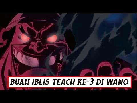 Yonkou Teach akan dapatkan