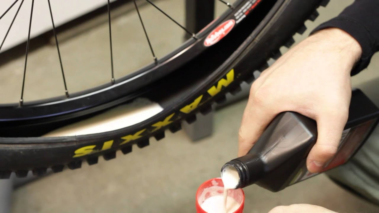 Stan S Notubes Tubeless System Installation Youtube
