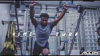 ACCDN Home Turf Episode 2 | UNC's State-Of-The-Art Weight Room