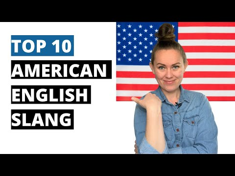 This Year's Top 10 American Slang Vocabulary Words Used by American Native English Speakers