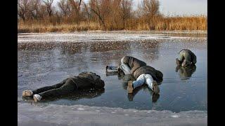 Рыбаки приколы на рыбалке зимой Зимняя рыбалка приколы
