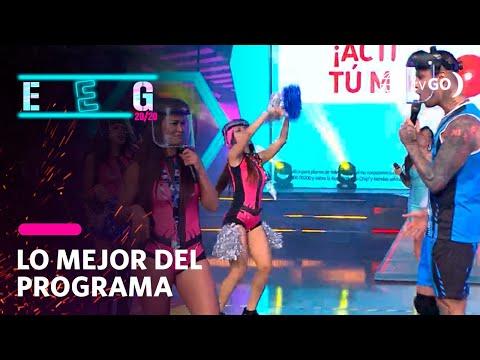 EEG 2020: Jota Benz le dedicó canción a Angie Arizaga