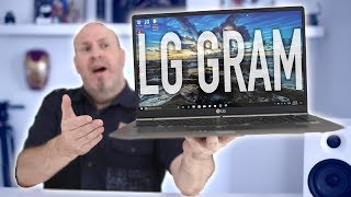 LG Gram 15 Review - World's Lightest 15