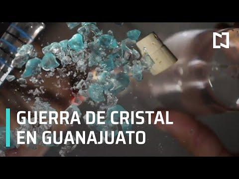 Venta de metanfetaminas en Guanajuato | CJNG vs Santa Rosa de Lima - En Punto