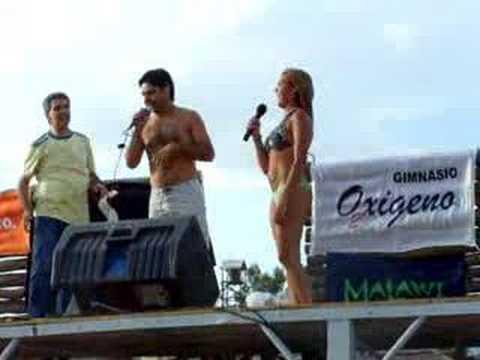 Guantanamo Beach - Karaoke a full