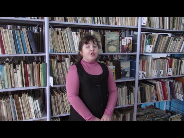 Изображение предпросмотра прочтения – ТатьянаТонкова читает произведение «Бородино» М.Ю.Лермонтова