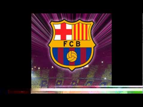 fc barcelona video himno: