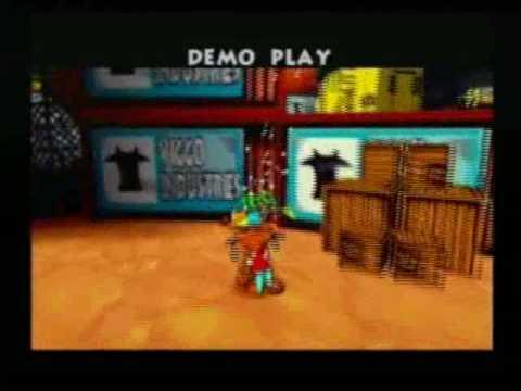 Demos: Demo 1 & 2 gameplay, Fur Fighters Viggo