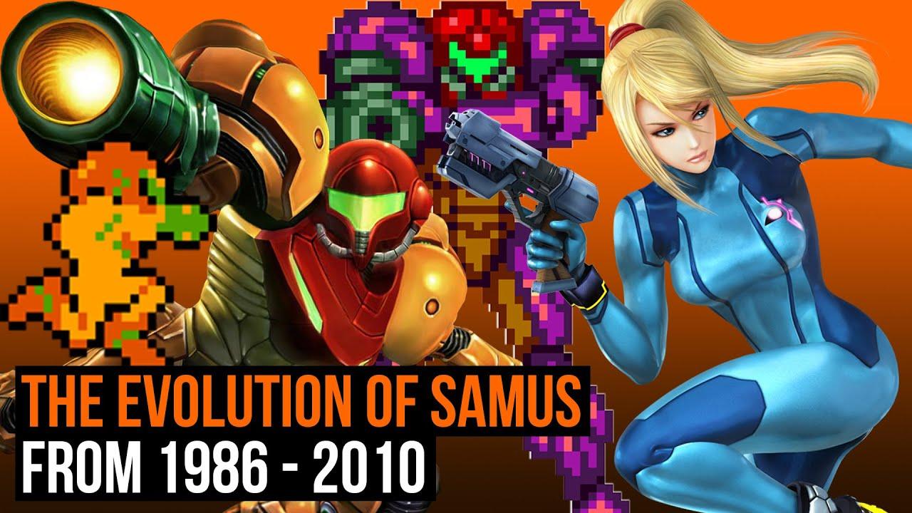 metroid evolution game