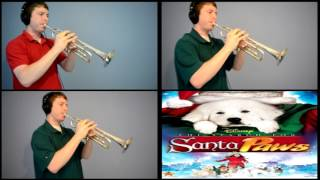 "I Do Believe In Christmas (from ""The Search for Santa Paws"") Trumpet Multitrack Cover"