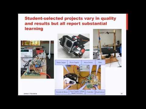 Mechatronics and Robotics at Lawrence Tech: Pedagogies of Engagement