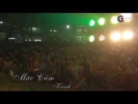 Mặc cảm - Karik (Live)- Trần Phú High School