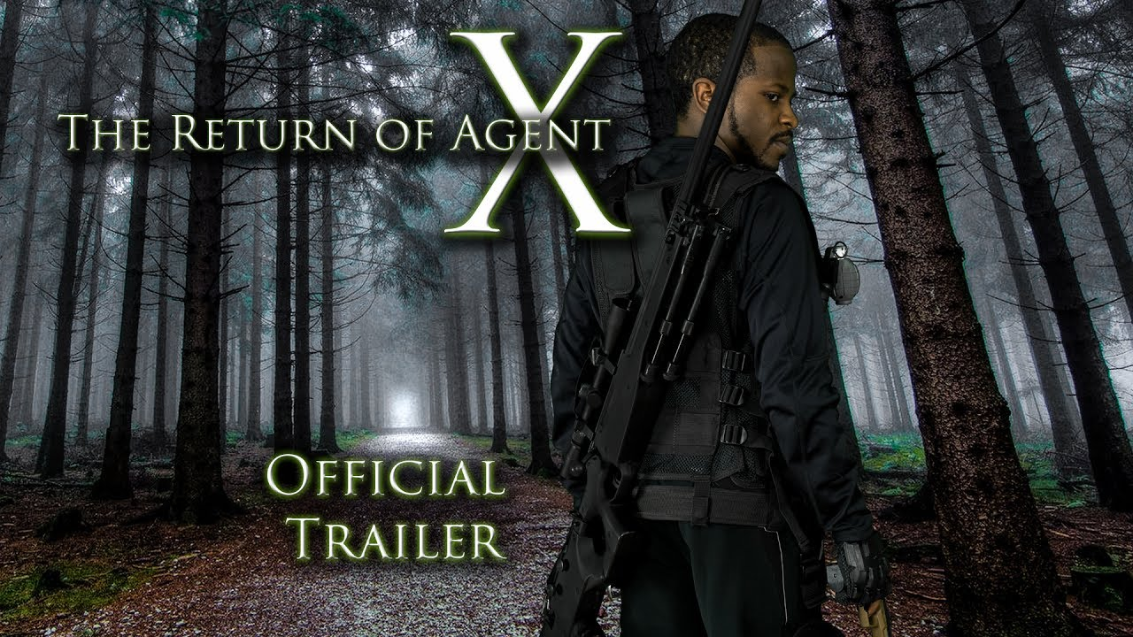 Download The Return of Agent X: OFFICIAL TRAILER