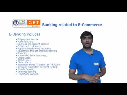 Banking related to E-Commerce