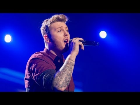 James Arthur sings U2's One - Live Week 9...