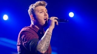 James Arthur sings U2