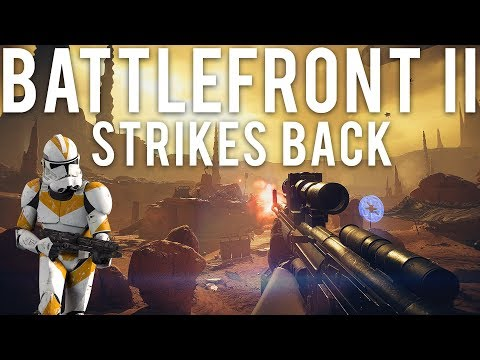 Star Wars Battlefront 2 Strikes Back
