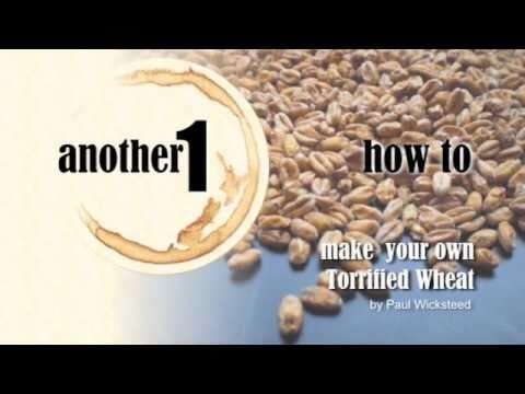 how to make torrified wheat