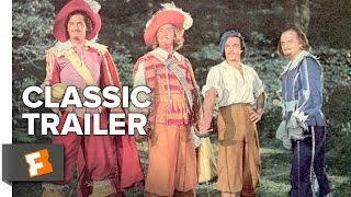 The Three Musketeers (1948) Official Trailer - Lana Turner, Gene Kelly Movie HD