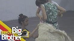 Pinoy Big Brother Season 7 Day 98: Maymay, nasira ang kanilang pinaghirapan na domino tower