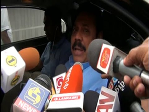 Remand me instead- Mahinda