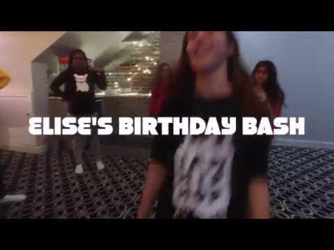Elise's Birthday Dance Party | Richmond Urban Dance