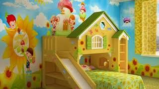 Видео обзор - кровати для детей от 3 лет от интернет магазина Мебельвозов.