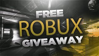 10 ROBUX GIVEAWAY EVERY 5 SUBSCRIBER...! #3